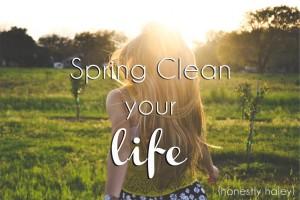springcleanyourlife
